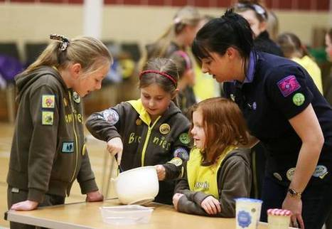 'Science is not just about old men in glasses with grey hair... girls love it' - BelfastTelegraph.co.uk | Stempra | Scoop.it