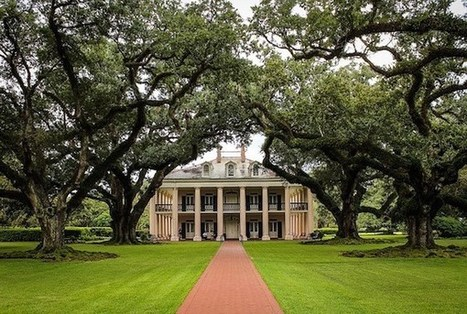 From Jazz to Jambalaya: 11 Fun Things to Do in New Orleans | Oak Alley Plantation: Things to see! | Scoop.it