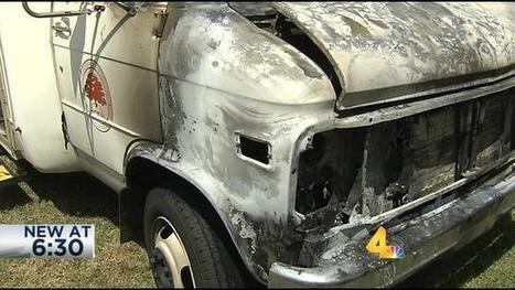 Bedford County Bookmobile destroyed in fire | Tennessee Libraries | Scoop.it