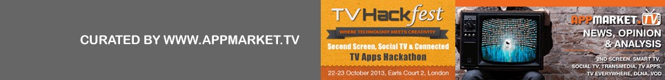Second Screen, Social TV, Connected TV, Transmedia and TV Apps Market