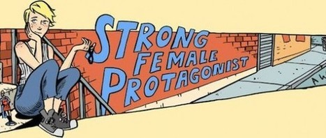 The Mary Sue Interview: The Creators of Webcomic Strong Female Protagonist | Ladies Making Comics | Scoop.it