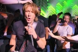 Keith Urban Announces Second Leg of 2013 Light the Fuse Tour Dates | Country Music Today | Scoop.it