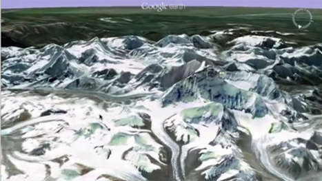Looking For Real-World Math Problems? Try Google Earth! | teaching and technology | Scoop.it