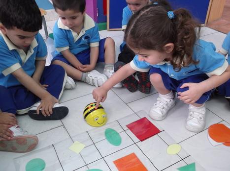 'Un robot en el clase', un proyecto para enseñar a programar a los alumnos de Infantil | Aprendizajes 2.0 | Scoop.it