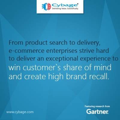 From product search to product delivery, e-commerce enterprises strive hard to deliver an exceptional experience to win customers mind and create high brand | Cybage IT News | Scoop.it