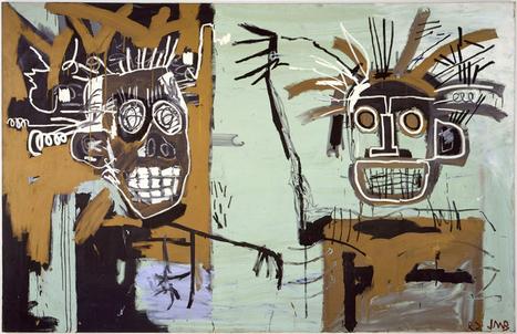 Jean-Michel Basquiat at Gagosian Gallery   New American ...   Art   Scoop.it