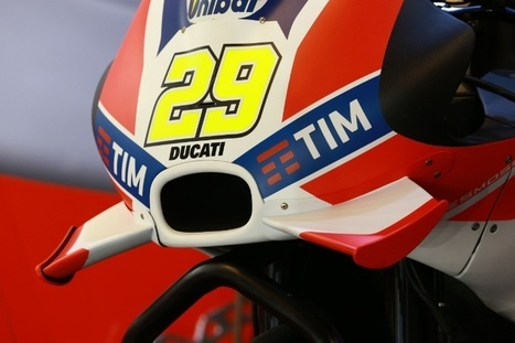 Ducati: MotoGP winglets here to stay | MotoGP News | Ductalk Ducati News | Scoop.it