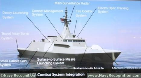 Boustead confirme l'acquisition du système de missiles anti-navires norvégien NSM pour les futures LCS Gowind malaisiennes | Newsletter navale | Scoop.it