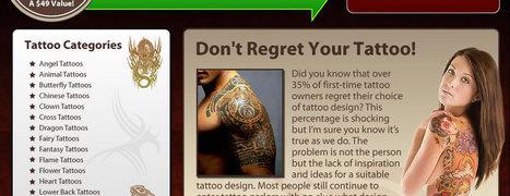 Infinite Tattoos   Arts & Entertainment   Scoop.it