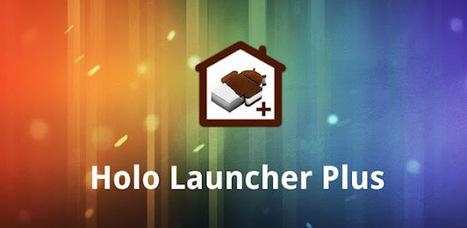 Holo Launcher Plus 1.2 APK For Android Free Download ~ MU Android APK | sonu | Scoop.it