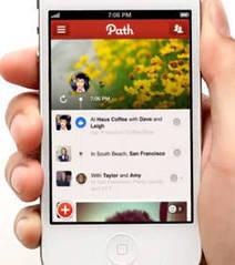 Le réseau social Path copie sans autorisation des données personnelles !   SocialWebBusiness   Scoop.it