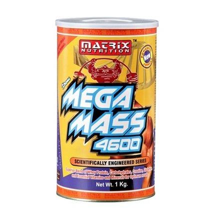 Matrix Mega Mass 4600 | Nutrition Supplements | Scoop.it
