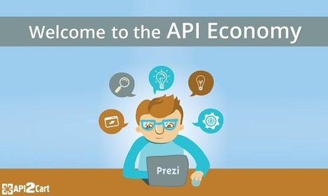 Welcome to the API Economy [Presentation] | API Integration | Scoop.it