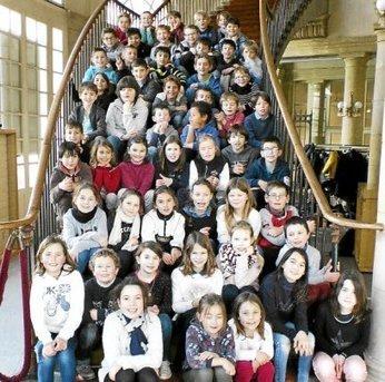 École Notre-Dame de Larmor.  Les écoliers à l'opéra de Rennes | Actions culturelles à l'Opéra de Rennes | Scoop.it