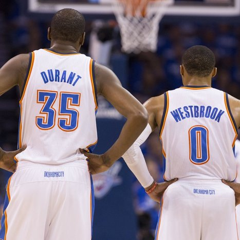 San Antonio Spurs vs. Oklahoma City Thunder: Game 5 Preview and Predictions - Bleacher Report | NBA | Scoop.it
