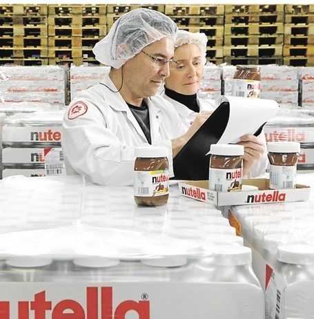La polémique enfle autour de l'amendement Nutella | agro-media.fr | actualité agroalimentaire | Scoop.it