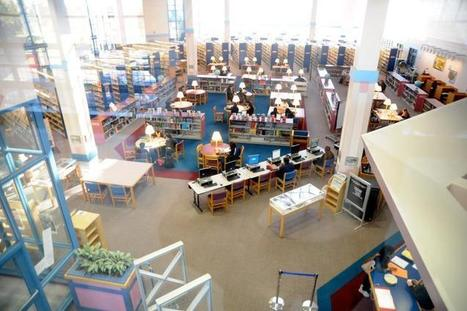 How School Libraries Are Staying Relevant | Livability | School Library Design Planning | Scoop.it