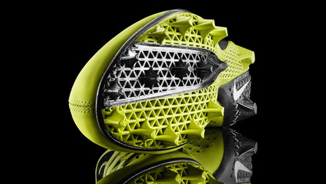 "Nike and Adidas Are 3D Printing Prototypes At ""Impossible"" Speeds 