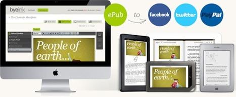 Byeink: crie, edite e publique os seus própriosebooks | be | web | Scoop.it