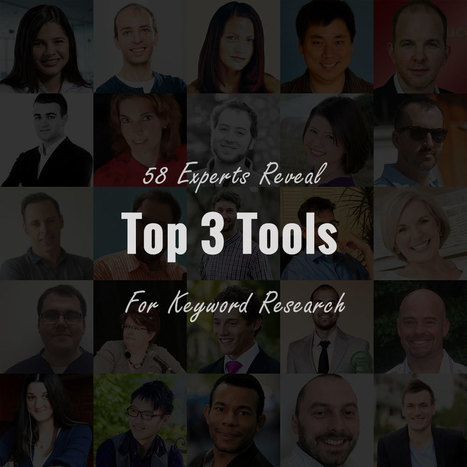 61 Experts Reveal Top Keyword Research Tool | Web Content Enjoyneering | Scoop.it