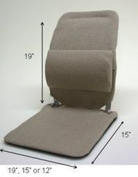 Back Support Standard Car Seat Cushion in Canada | Backs2Beds.ca | Buy Online Office & Home Furniture at Backs2Beds.ca | Scoop.it