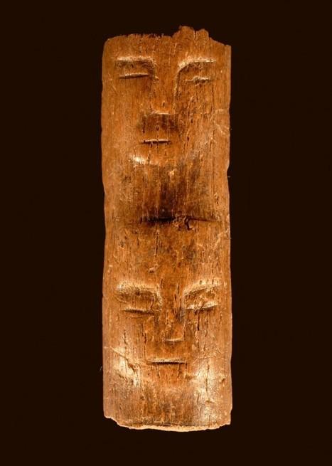 Une étrange figurine aux yeux clos découverte au Proche-Orient | Aux origines | Scoop.it