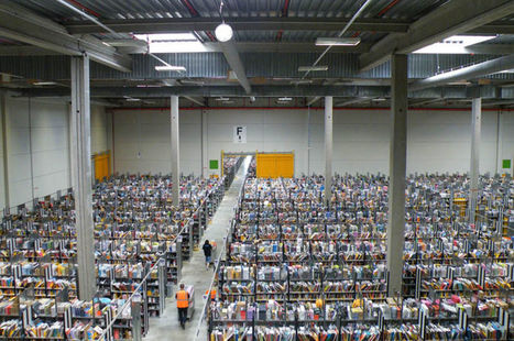 Les 7  indices qui confirment qu'Amazon veut conquérir le marché à 400 milliards de la logistique mondiale | Réussissez votre e-logistique | Scoop.it