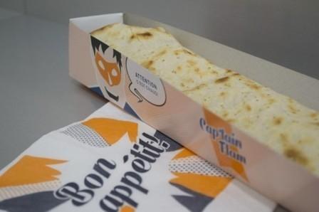 Cap'tain Flam, la tarte flambée roulée en take away | Innovation, tendances & agroalimentaire | Scoop.it