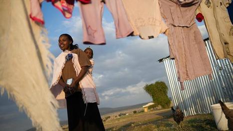 Le revenu de base testé à grande échelle au Kenya | Innovation sociale | Scoop.it