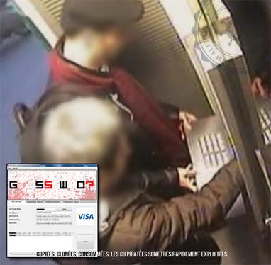 France : Actions contre des pirates de données bancaires | Libertés Numériques | Scoop.it