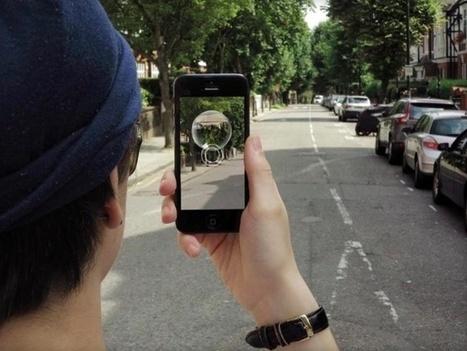 [INCONTOURNABLE] Laisser des messages secrets en pleine rue grâce à l'application Traces - Openminded le blog   Nouveaux horizons et innovation   Scoop.it