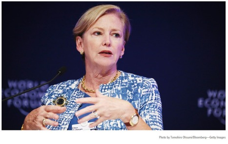 The Most Powerful Women in Business -- Ellen Kullman ranks 5th in 2014 | DuPont ASEAN | Scoop.it