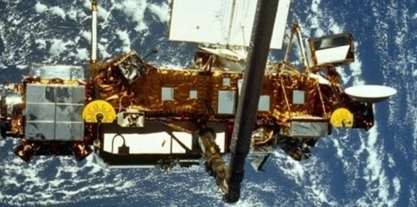 Un satellite doit s'écraser sur terre ce soir, mais où ? | Epic pics | Scoop.it