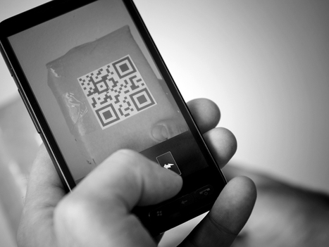 QR Codes: Pushing the Narrative on Scannables | Student Support | Scoop.it