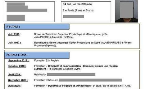 Le CV de Bruno décrypté par un coach emploi | Réussir son CV | Scoop.it
