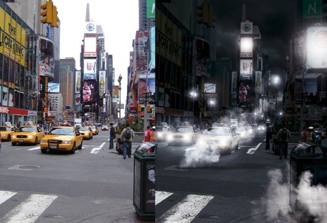 How to create a smokey cityscape effect in Photoshop | Photoshop Daily | Informatyka-Grafika-Technologie graficzne | Scoop.it