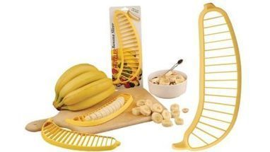 Easy-to-use Banana Slicer | curieus | Scoop.it