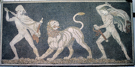 The Roman Hunt | History Today | Ancient World | Scoop.it