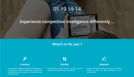 D-5 ... RSS Monitoring | Your new Competitive Intelligence solution | Competitive & Market Intelligence | Scoop.it