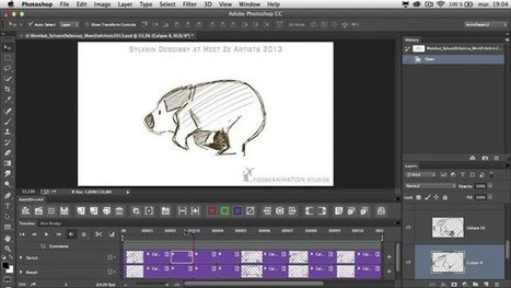 PS Animation Gamechanger? | Motionographer | Ruffhaus Media | Scoop.it