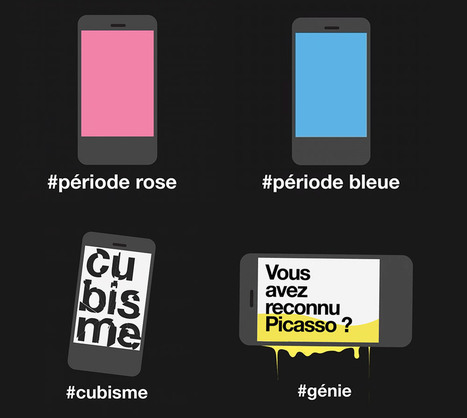 Les Picassophiles ont leur mooc - Arts et scènes - Télérama.fr | Campus numériques | Scoop.it