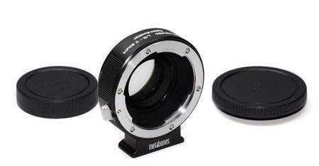 Focal Reducer Lens Adapter Announced by Metabones | Thom Hogan | Fuji X-Pro1 | Scoop.it