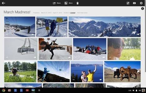 Google Unveils Google+ Photos App | Social Media Today | All about Web | Scoop.it