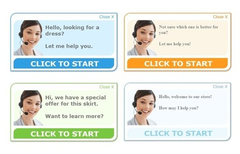 Use Proactive Live Chat to Improve Website Conversion | Web Marketing Tips | Scoop.it