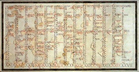 Etimologías de los meses del año - Historias de la Historia | Fundamentos Léxicos | Scoop.it