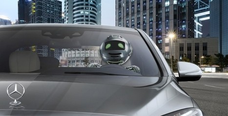 Self-driving cars need better people skills says Mercedes | leapmind | Scoop.it