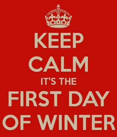 First Day of Winter 2016 Date and Timings | Driving School | Scoop.it