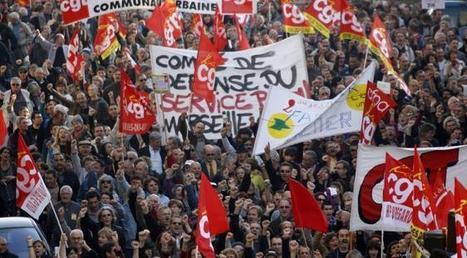 Faire grève, c'est garder la foi dans la capacité d'action des gouvernants | Union Européenne, une construction dans la tourmente | Scoop.it