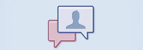 Les conversations vidéo arrivent dans Facebook avec Skype ! | Actualités Web et Réseaux Sociaux | Scoop.it