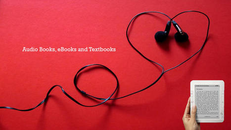 You Cannot Afford to Miss These Free Resources for Audio Books, eBooks and Textbooks - EdTechReview™ (ETR) | Learning & Mind & Brain | Scoop.it
